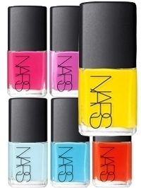 Thakoon for NARS Spring/Summer 2012 Nail Collection