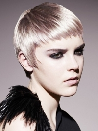 Chic New Short Haircut Ideas
