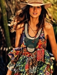 Desigual Spring/Summer 2012 Lookbook