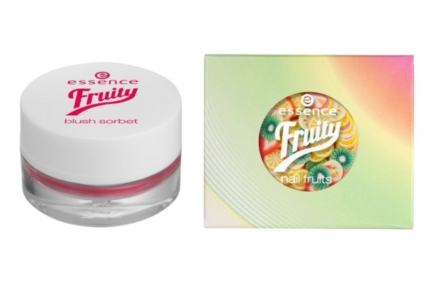 Essence Fruity Spring 2012 Makeup Collection