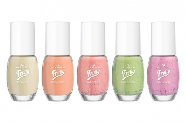 Essence 2012 Fruity Nail Fruits