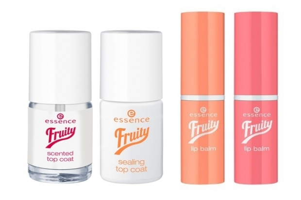 Essence Fruity Spring 2012 Makeup and Nail Colors
