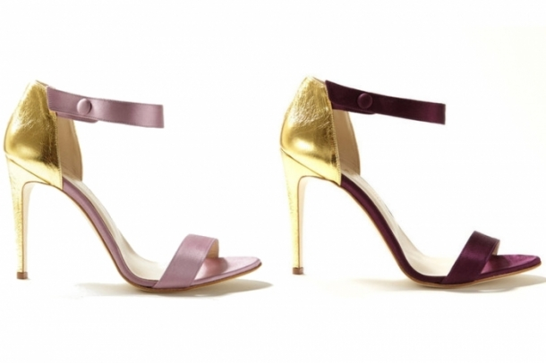 Max Kibardin Fall 2012 Shoes