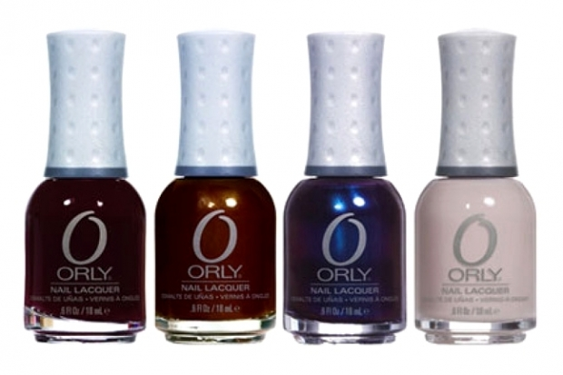 Orly Dark Shadows 2012 Nail Polish Collection