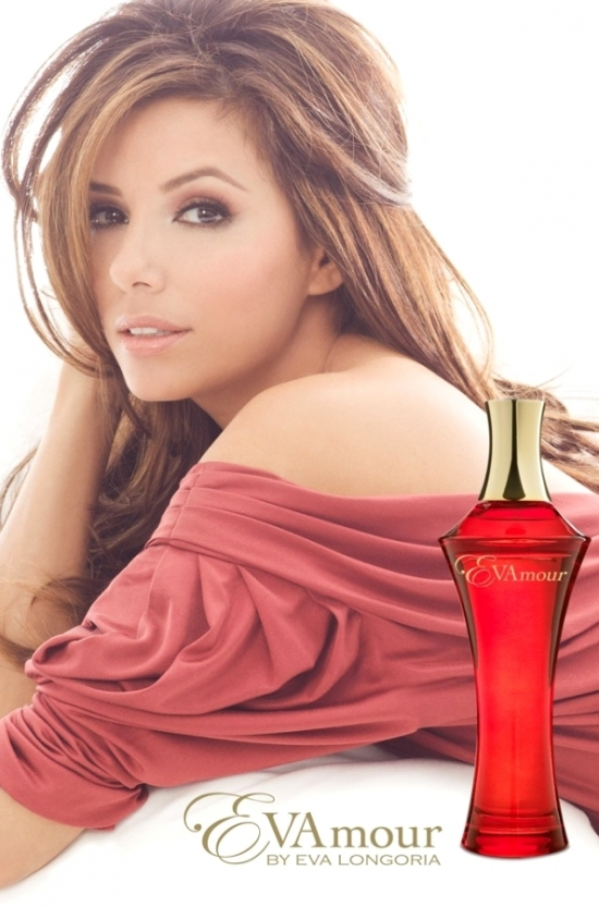 Eva Longoria Launches New Fragrance, EVAmour