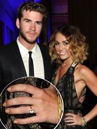 Miley Cyrus Engagement Rumors