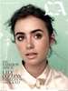Lily Collins Covers LA Times Magazine March 2012