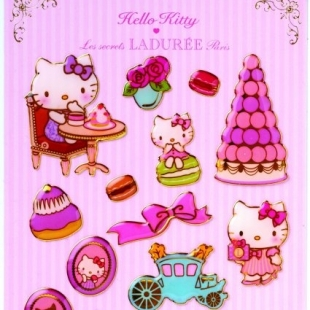 Ladurée X Hello Kitty