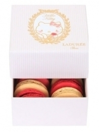 Hello Kitty x Ladurée 2012 Collection