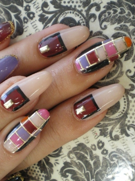 Nail Design Ideas 2012 nail art design ideas nail design ideas 2012 Fun Spring Nail Art Ideas