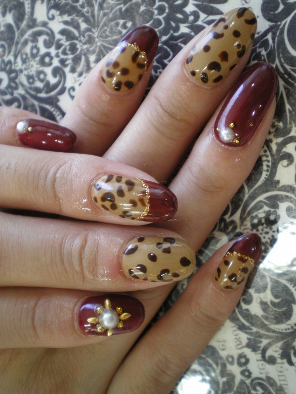 Fun Spring Nail Art Ideas 2012.