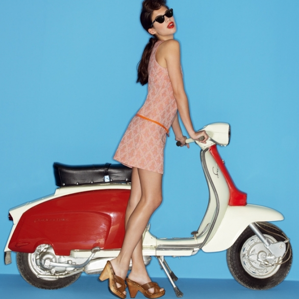 Sfera Spring/Summer 2012 Lookbook