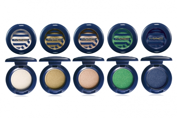 MAC Hey Sailor Summer 2012 Eyeshadows