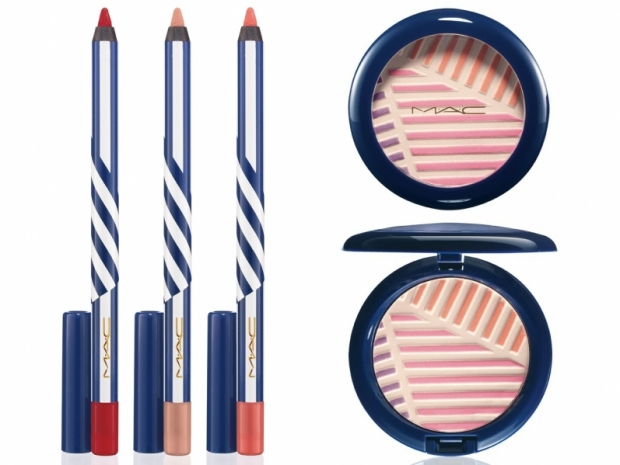 MAC Hey Sailor 2012 Summer Makeup