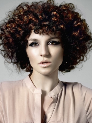 how to make hair styles for short hair fab high volume hairstyle trends 2012 7262 | hooker young curly hair thumb
