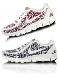 Nike x Liberty Spring/Summer 2012 Sneakers Collection
