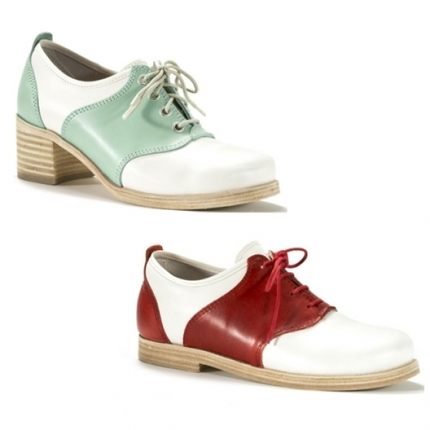 Swedish Hasbeens Spring 2012 Shoes