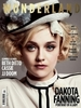 Dakota Fanning Goes Vintage Chic for Wonderland April/May 2012