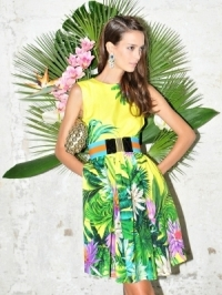 MSGM Spring/Summer 2012 Collection