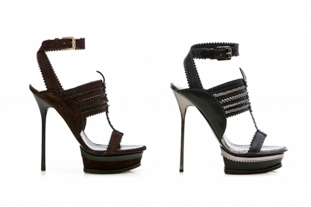 Dsquared2 Spring 2012 Shoes Collection