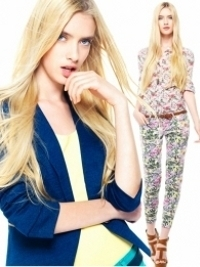 Stradivarius April 2012 Lookbook