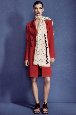 Miguel Palacio for Hoss Intropia Spring/Summer 2012 Collection