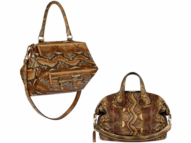 Givenchy Spring 2012 Bags Collection