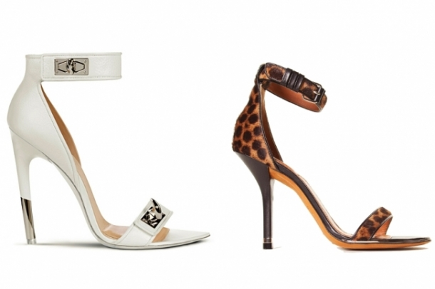 Givenchy Fall 2012 Shoes Collection