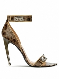 Givenchy Spring 2012 Shoes Collection