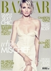 Cameron Diaz Covers Harper's Bazaar UK June 2012