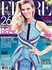 Brooklyn Decker Talks Fashion and Style Icons with FLARE June 2012