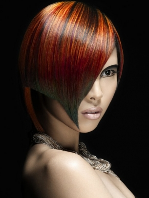 Statement Hair Color Idea