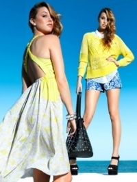 Bik Bok by Whitney Port Summer 2012 Collection