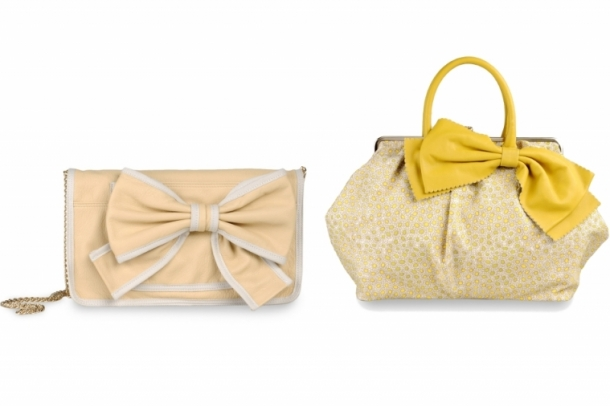 RED Valentino Spring 2012 Handbags