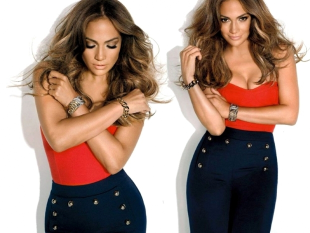 Jennifer Lopez Covers Glamour UK June 2012