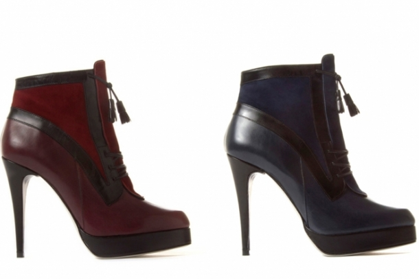 Jason Wu Fall 2012 Shoes Collection