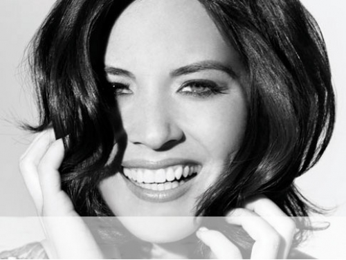 Olivia Munn Covers Ocean Drive May/June 2012