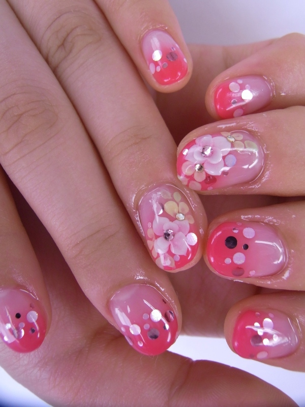 summer 2012 nail art ideas - Nail Design Ideas 2012