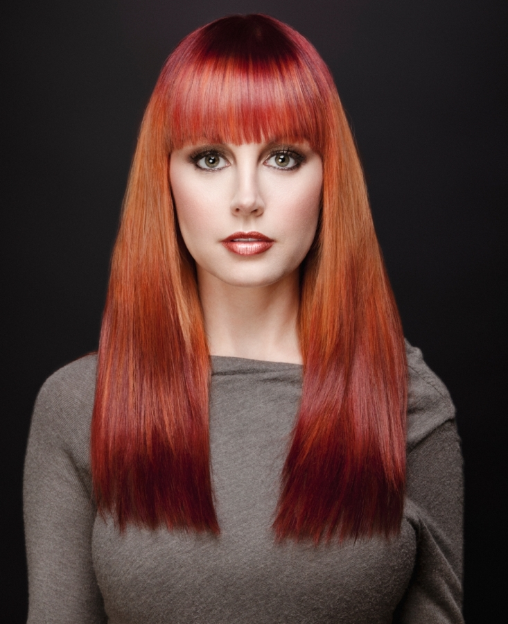 Red Haircolor Trends