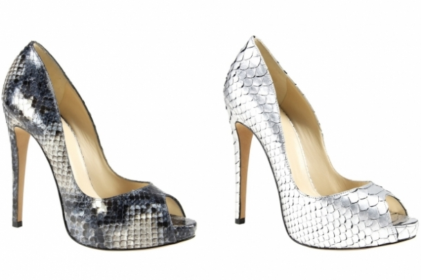 Alexandre Birman Fall 2012 Shoes Collection