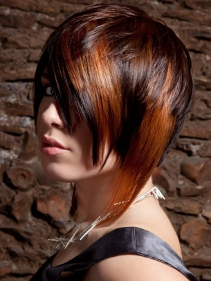 Spring Hair Highlights Idea