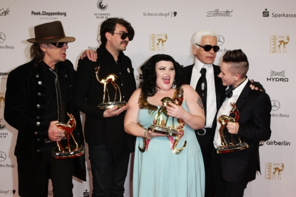 Beth Ditto On The Karl Lagerfeld and Adele Story