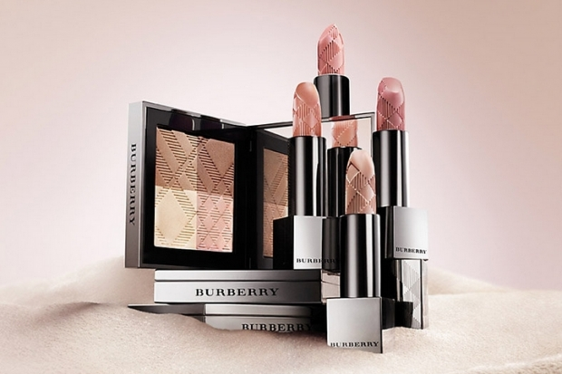 Burberry Sheer Summer Glow 2012 Makeup Collection.