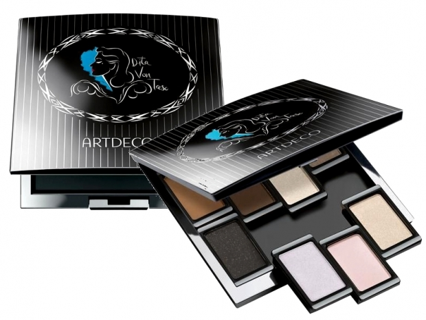 Dita Von Teese x ArtDeco Summer 2012 Makeup Collection
