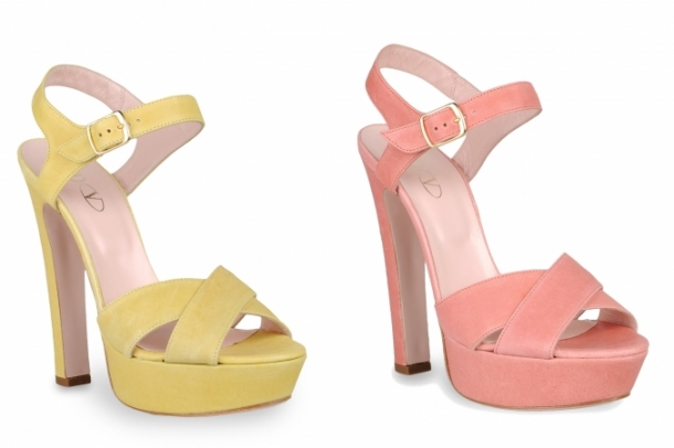 RED Valentino Spring 2012 Shoes