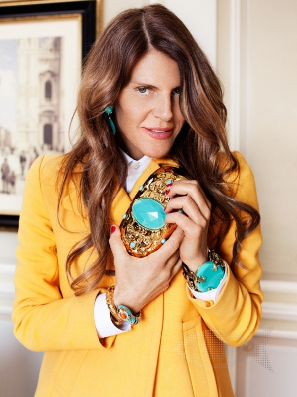Anna Dello Russo Designs Accessories for H&M