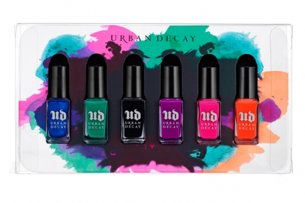 Urban Decay Showboat Summer 2012 Nail Polish Kit
