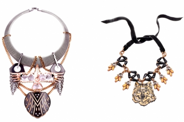 Lulu Frost Fall 2012 Jewelry Collection