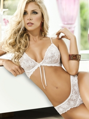 Besame Lingerie Summer 2012 Collection