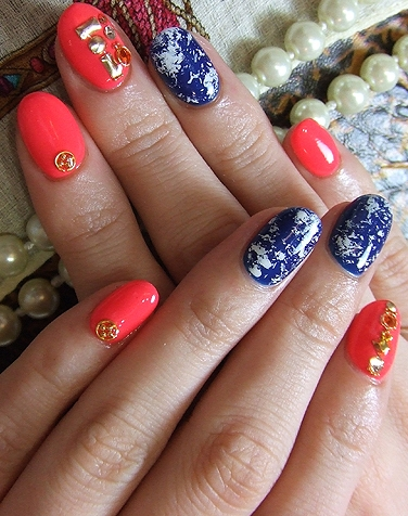 Super Cool Nail Art Ideas